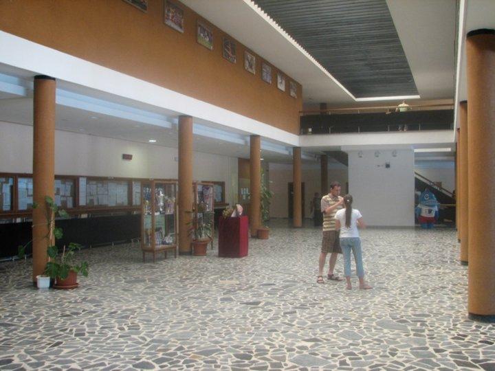 [Faculty Hall]